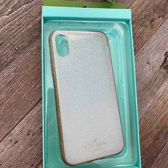 Kate Spade iPhone X/XS Case new with box